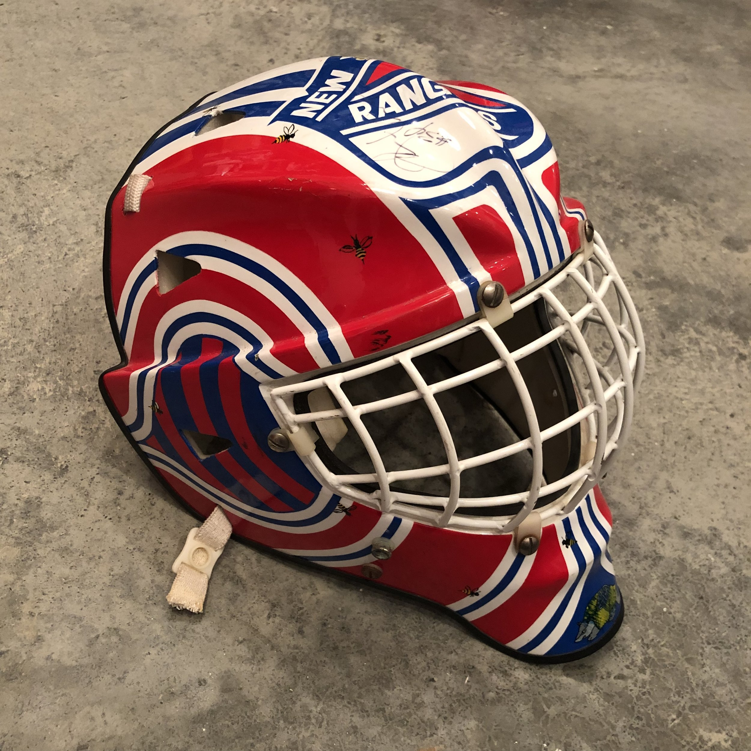 Goalie Masks -
