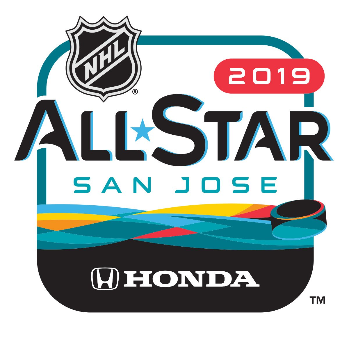 WANTED - 2018-19 NHL All Star Game patch worn during the first half of the 2018-19 season