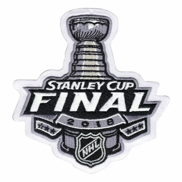 WANTED - 2018 Stanley Cup Finals patch