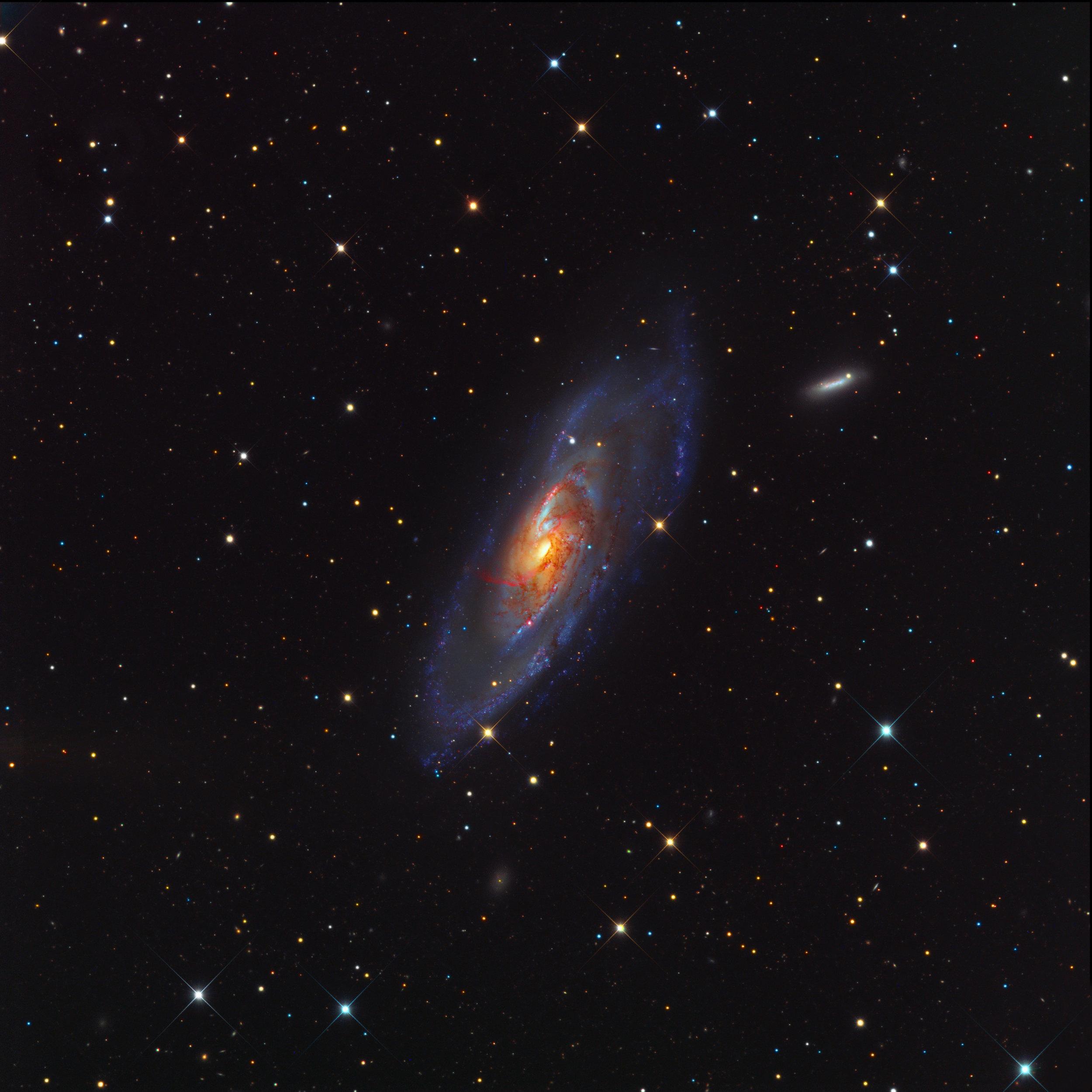 M 106-NGC4258 (DGRO-Rancho Hidalgo)