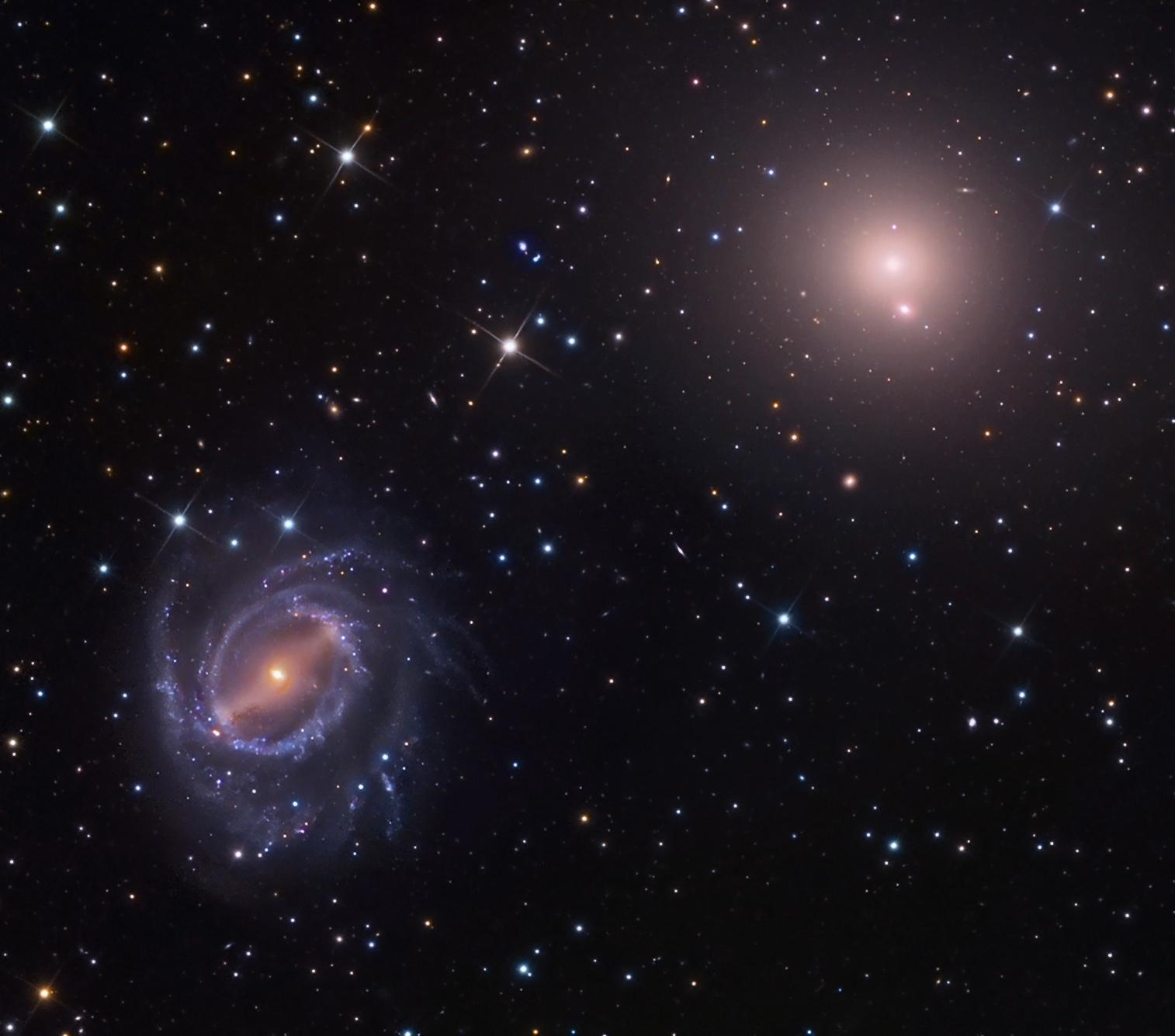 NGC 5850 (Lightbuckets-Rodeo New Mexico)
