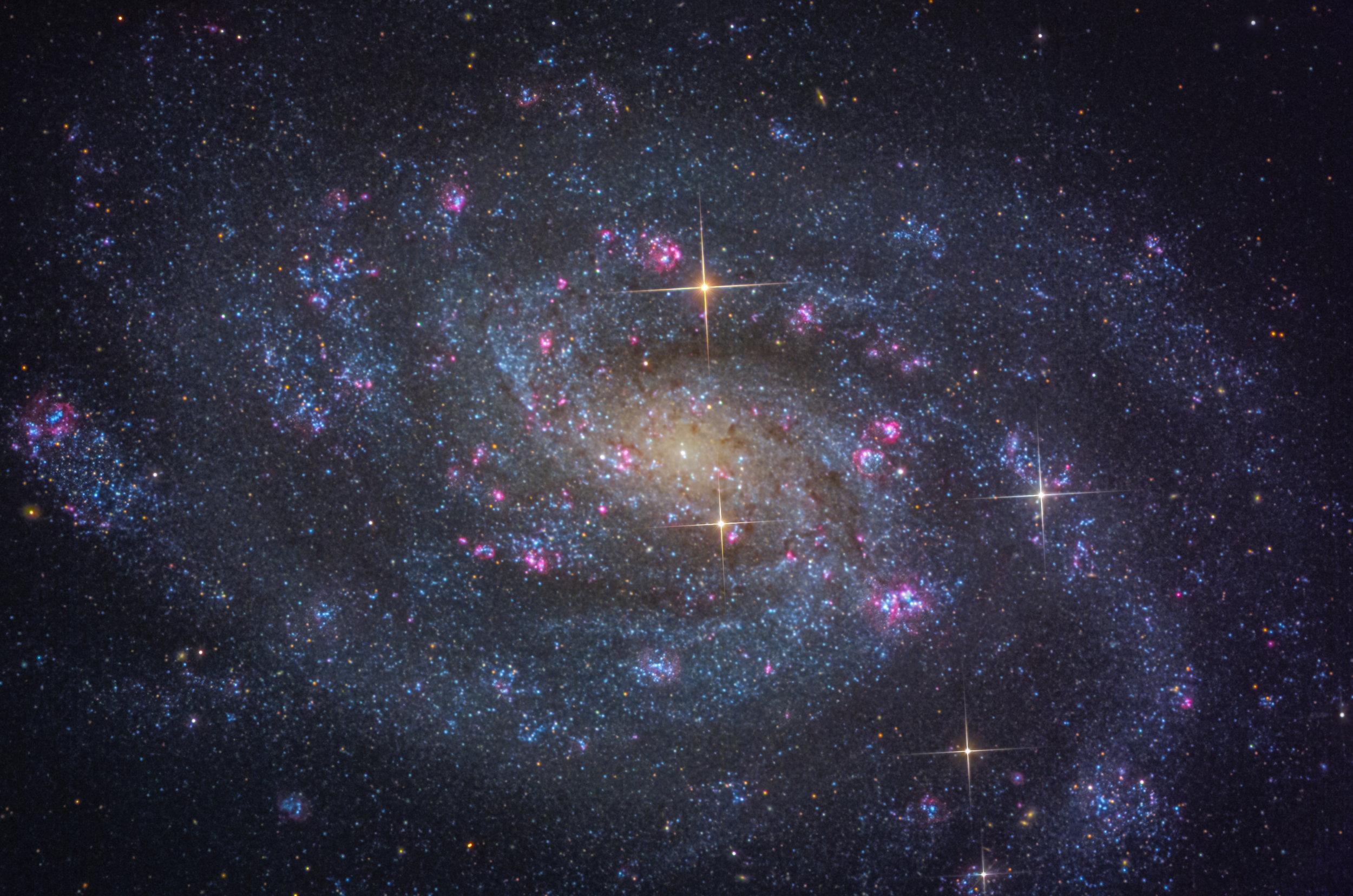 NGC 300 (SSRO Cito, Chile)