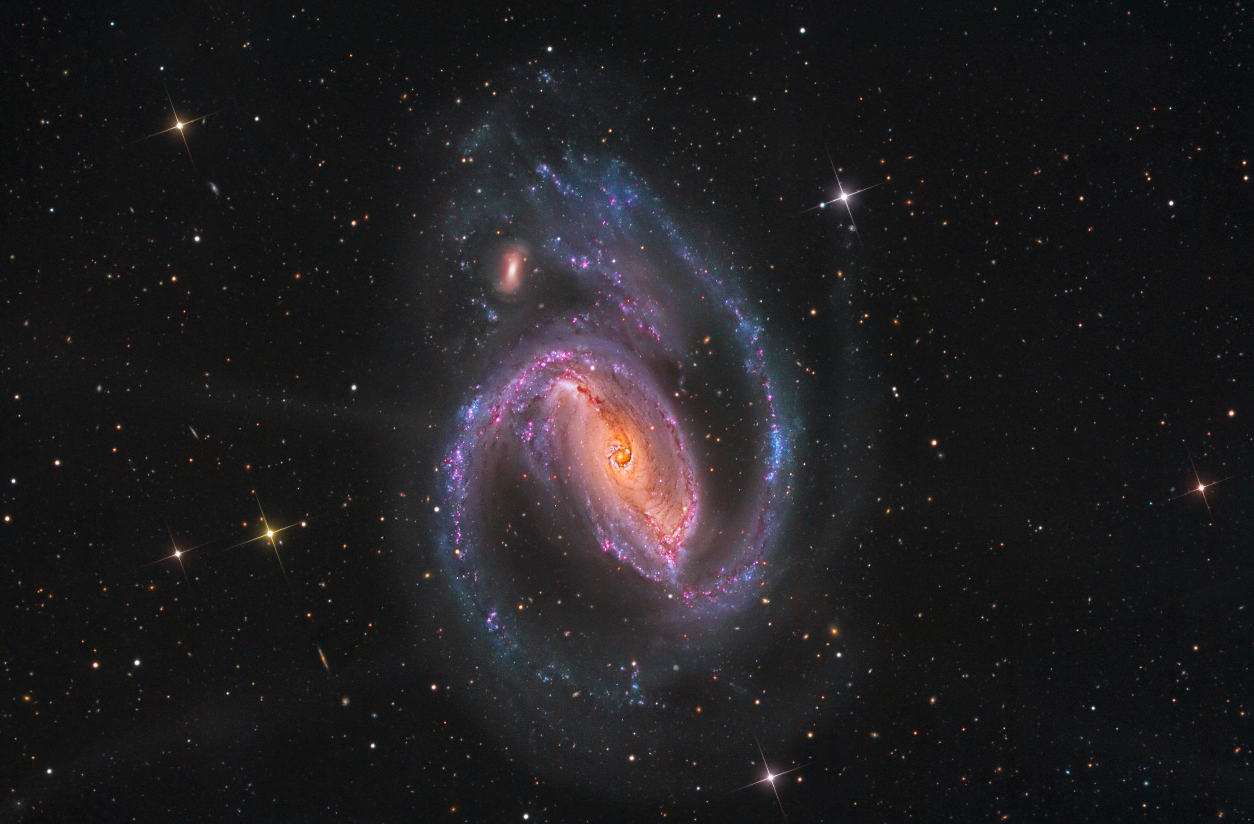 NGC 1097 (SSRO Cito, Chile)