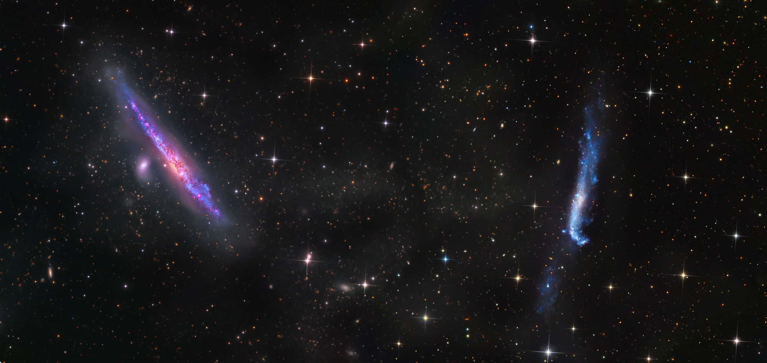APOD: NGC 3621: The Whale Galaxy June, 3 2016