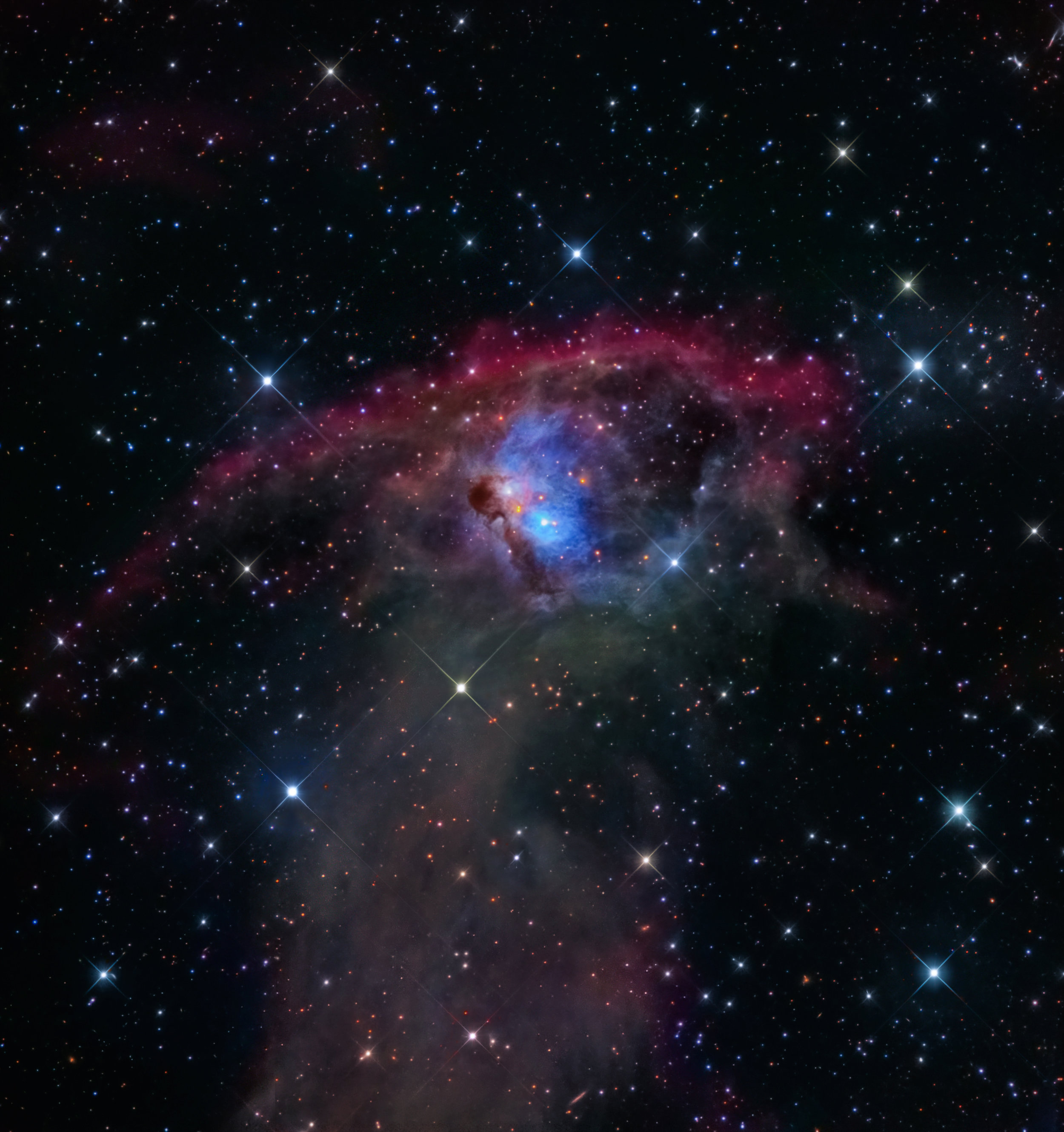 NGC 1788 in Orion
