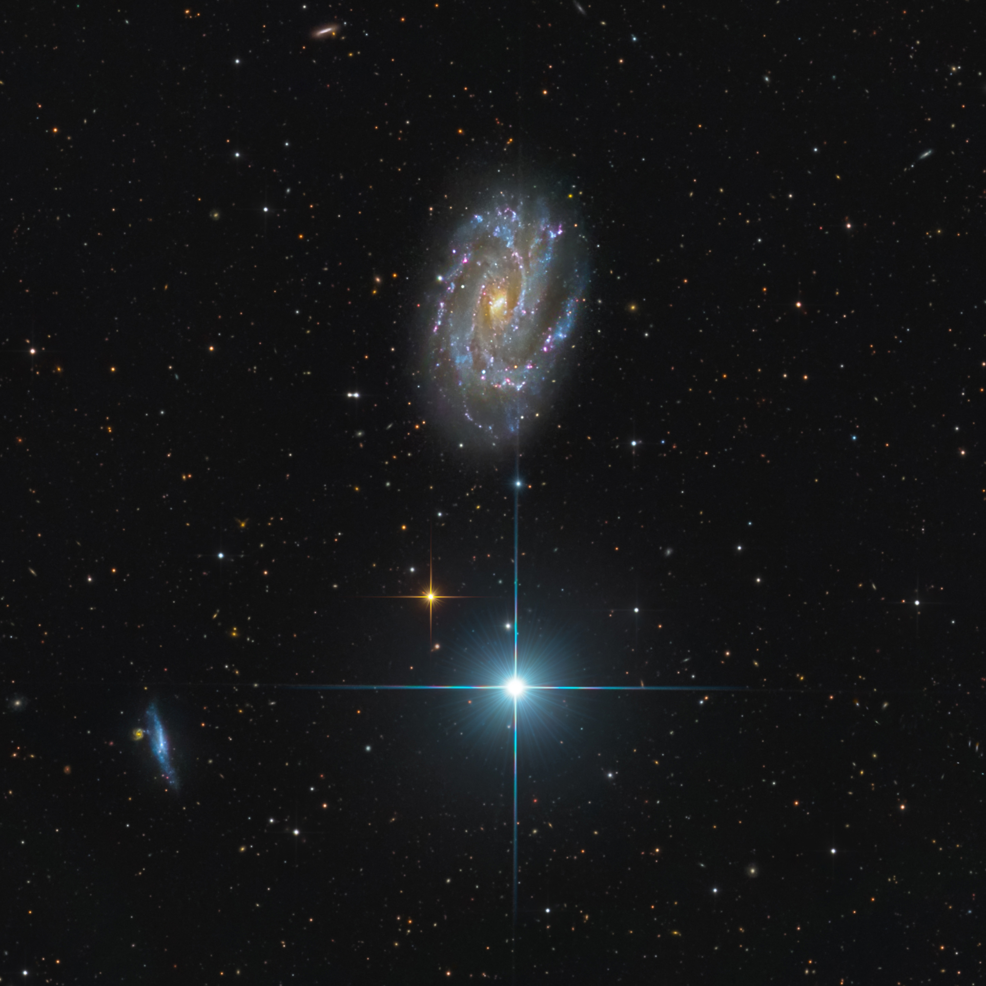 NGC 4145 (SWO in New Mexico)