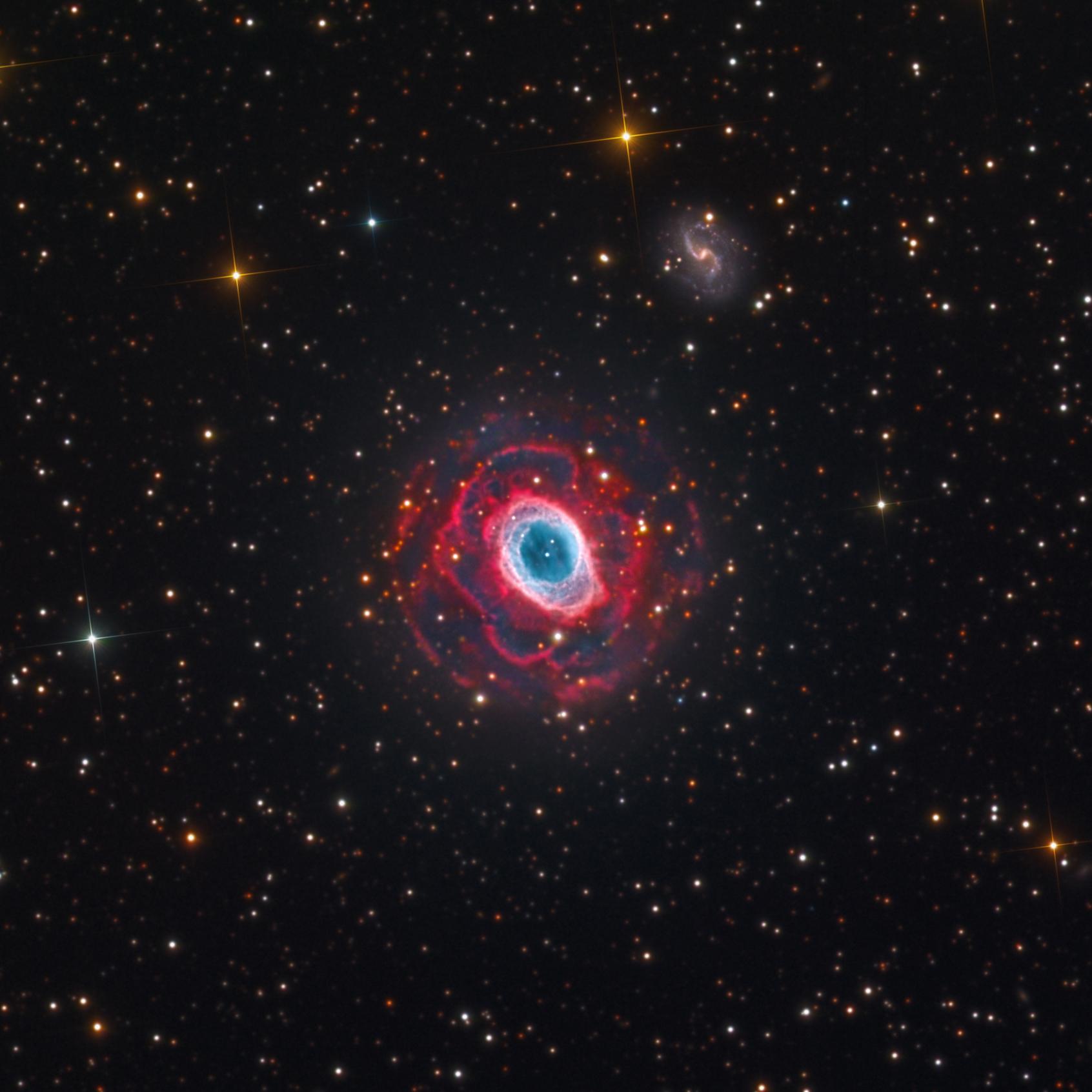 M57 The Ring Nebula (SWO)