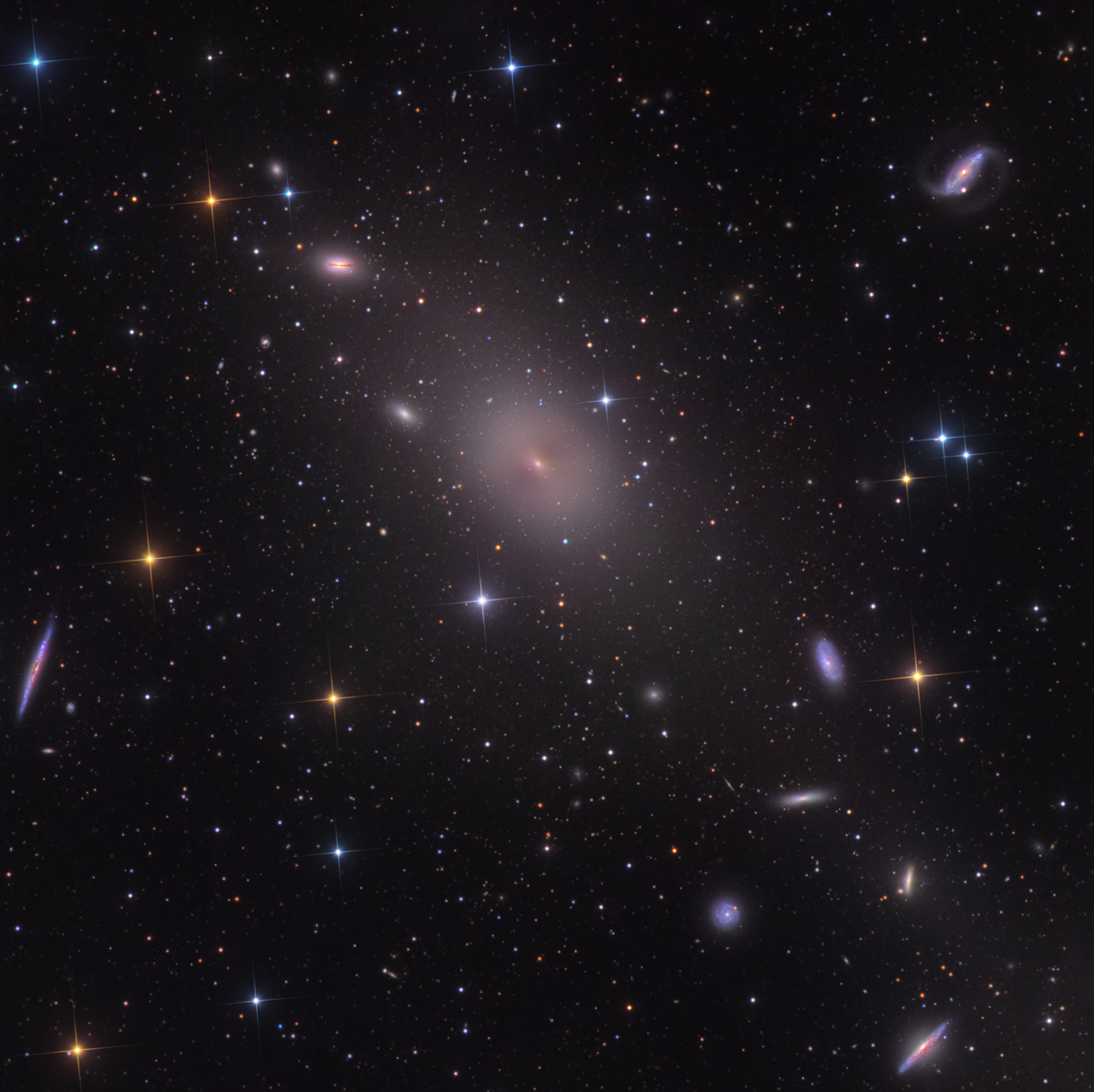 NGC 4365 SWO in New Mexico