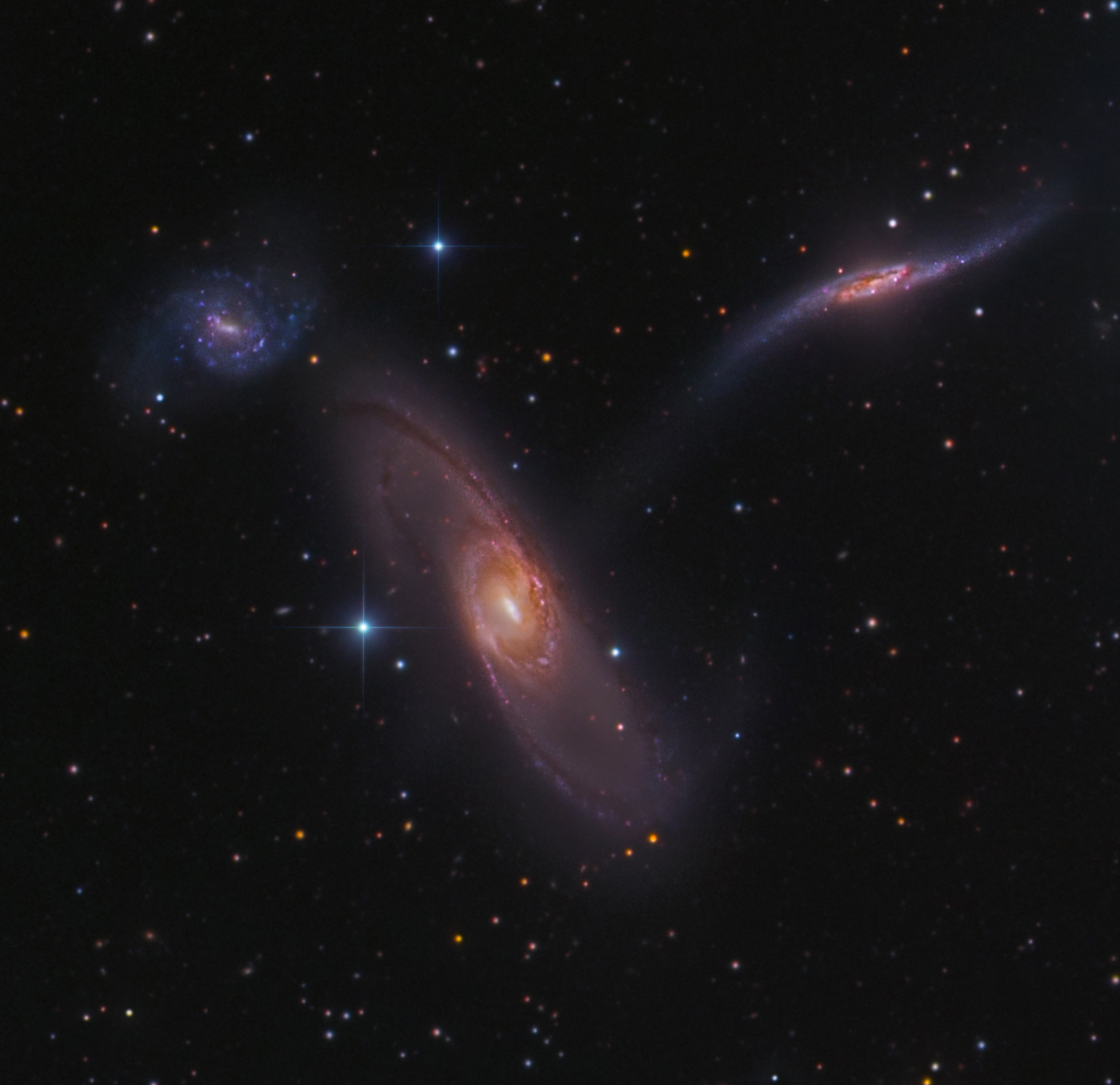 NGC 5566- Arp 286 From SWO
