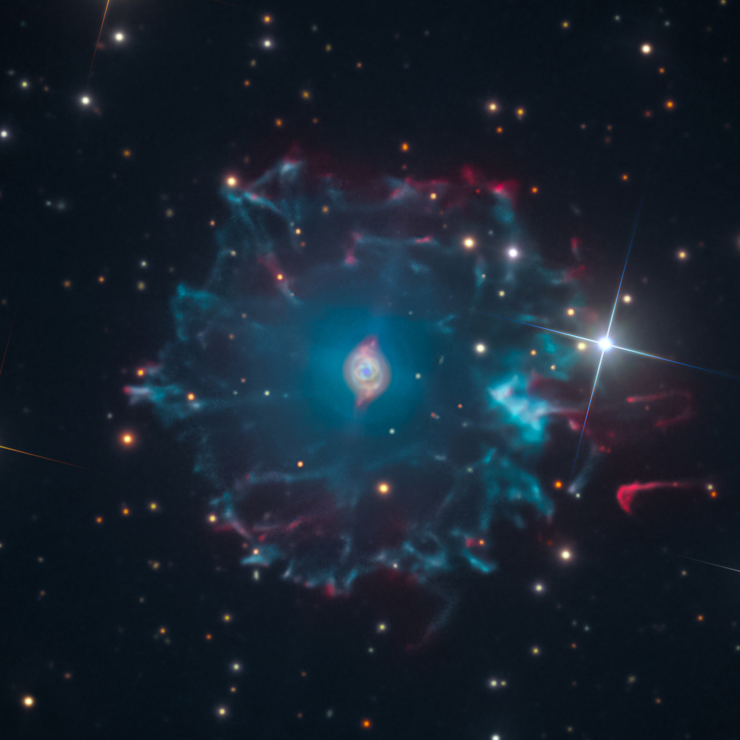 Cats Eye Nebula (SWO)