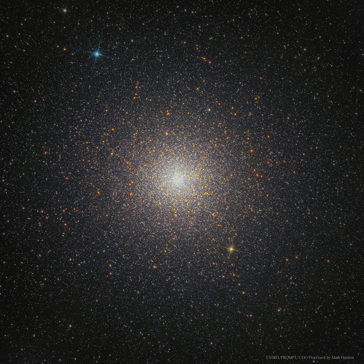 47 Tucanae or NGC 104