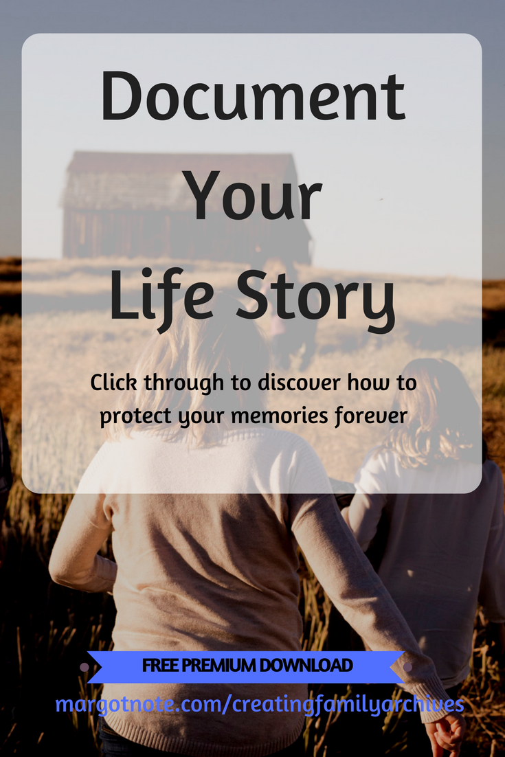 Document Your Life Story