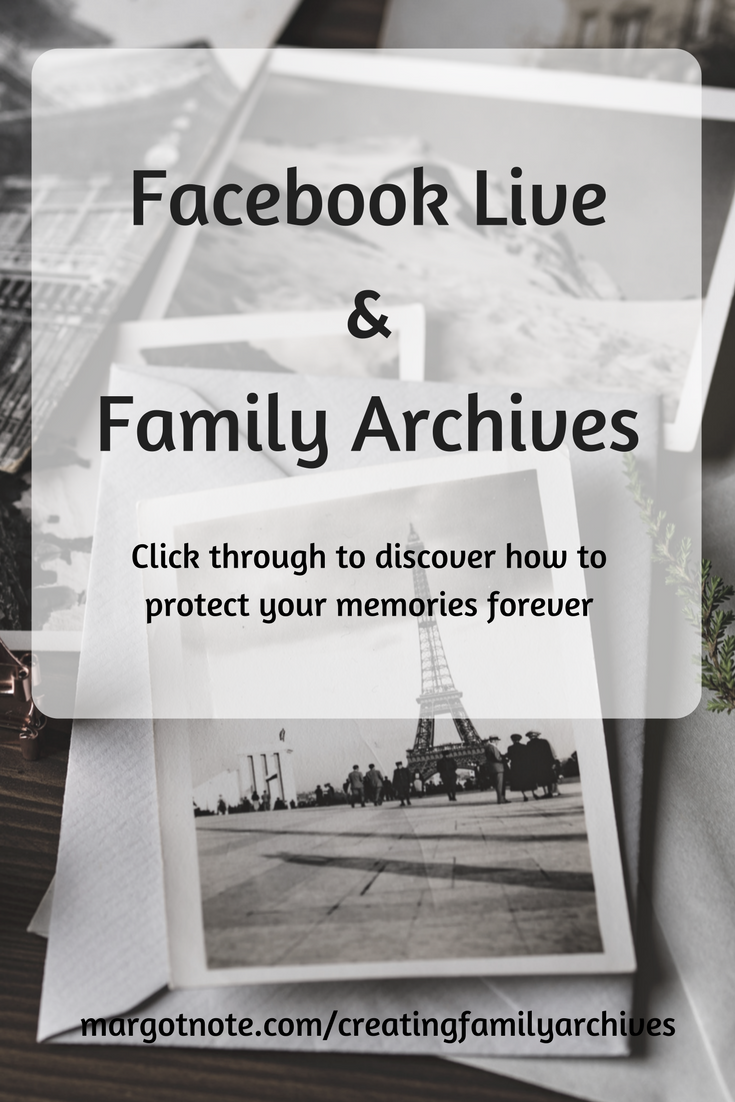 Facebook Live & Family Archives