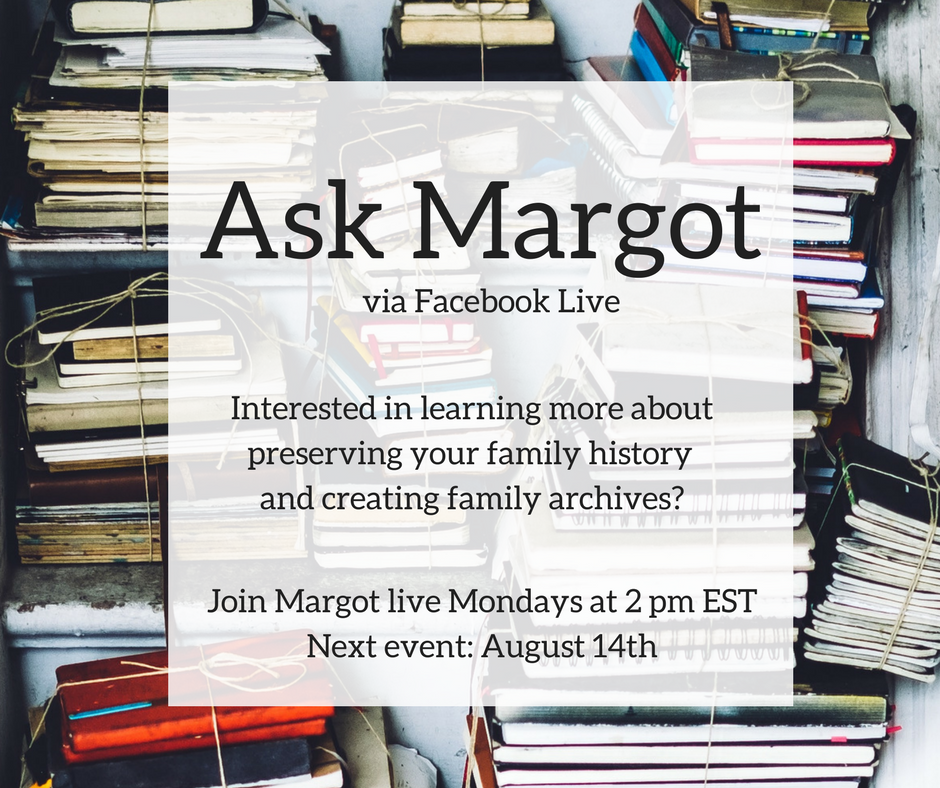 Facebook Live Archival Appraisal