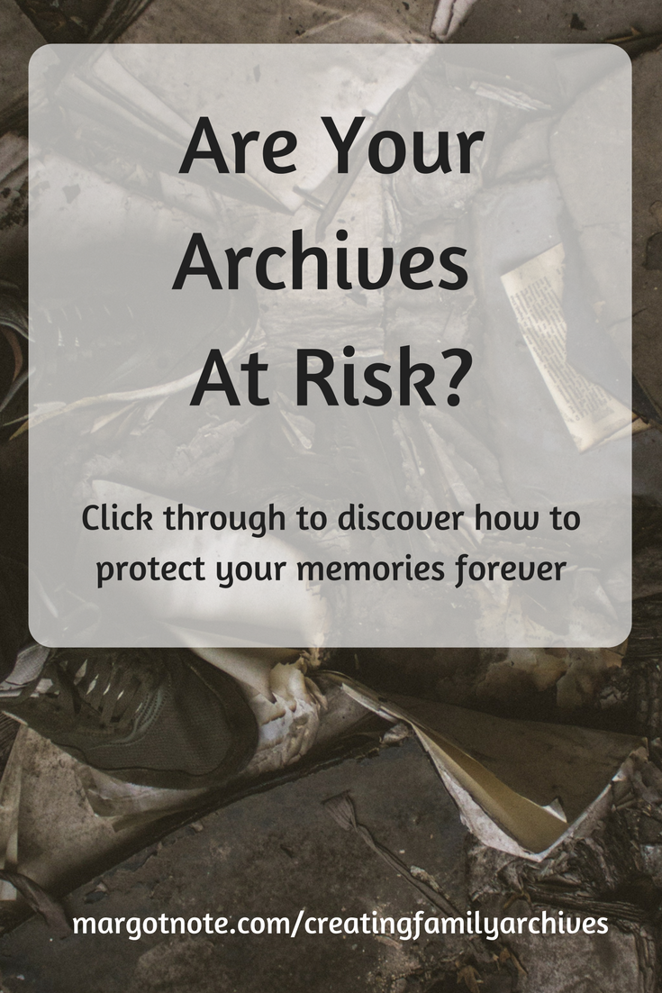 Are Your Archives At Risk?