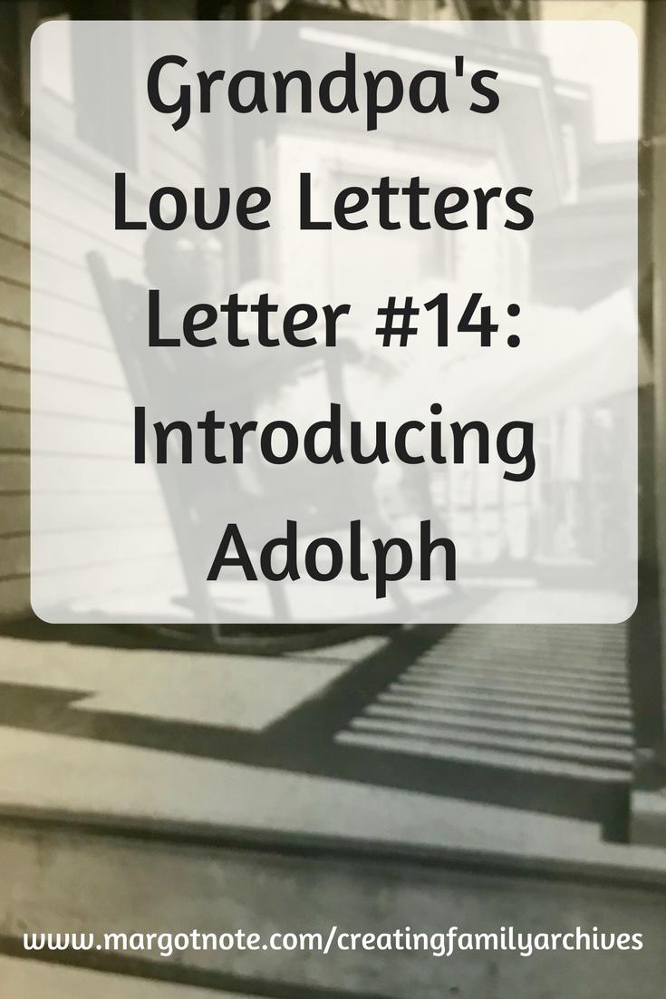 Grandpa's Love Letters