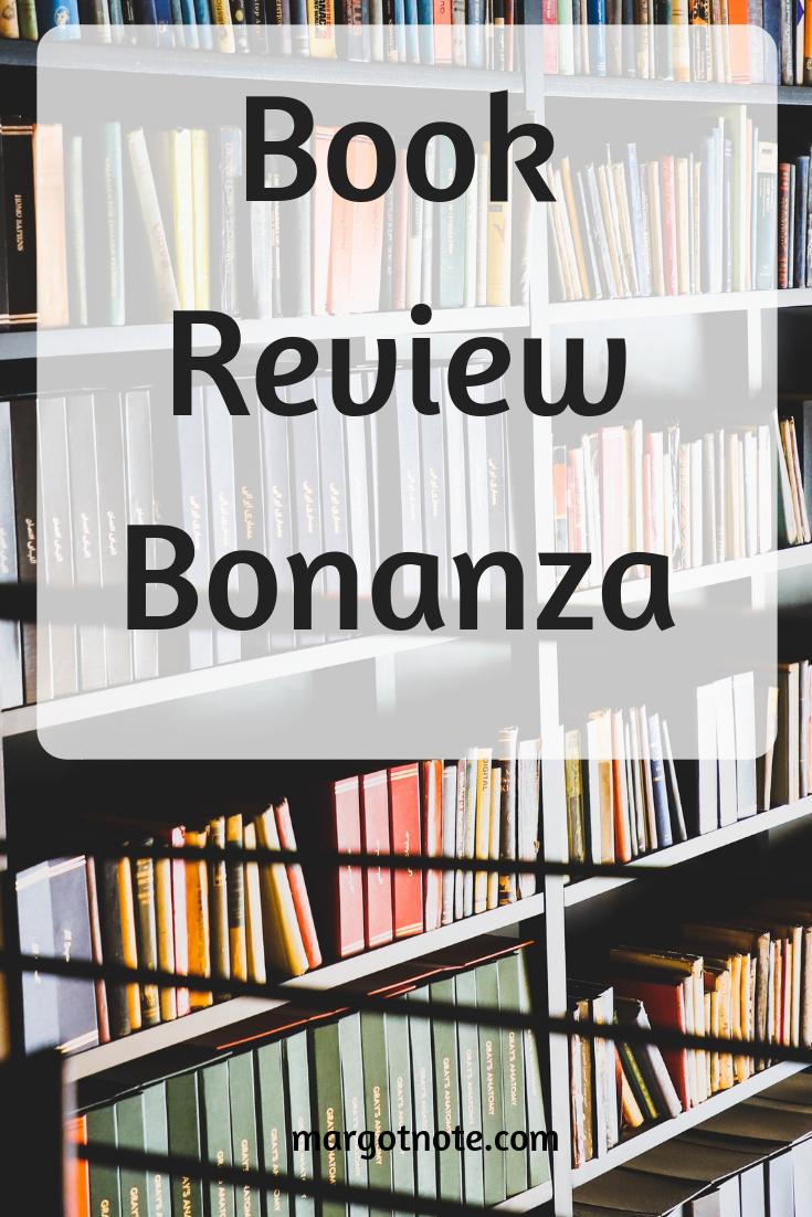 Book Review Bonanza