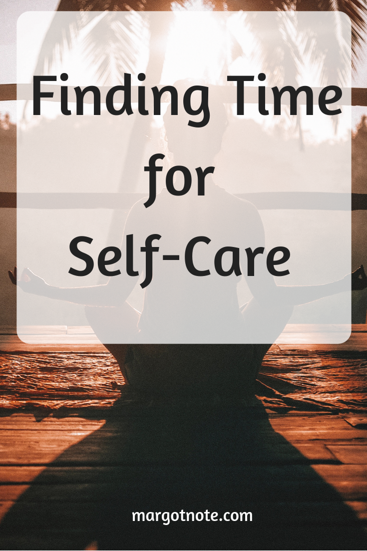 Finding Time for Self-Care