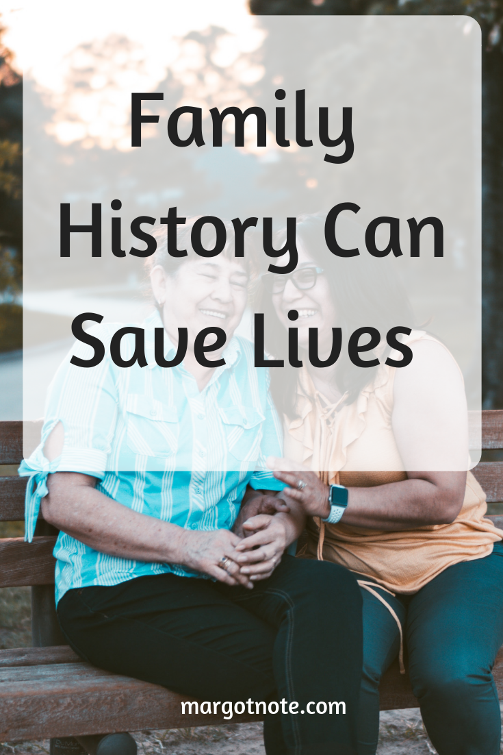 Family History Can Save Lives