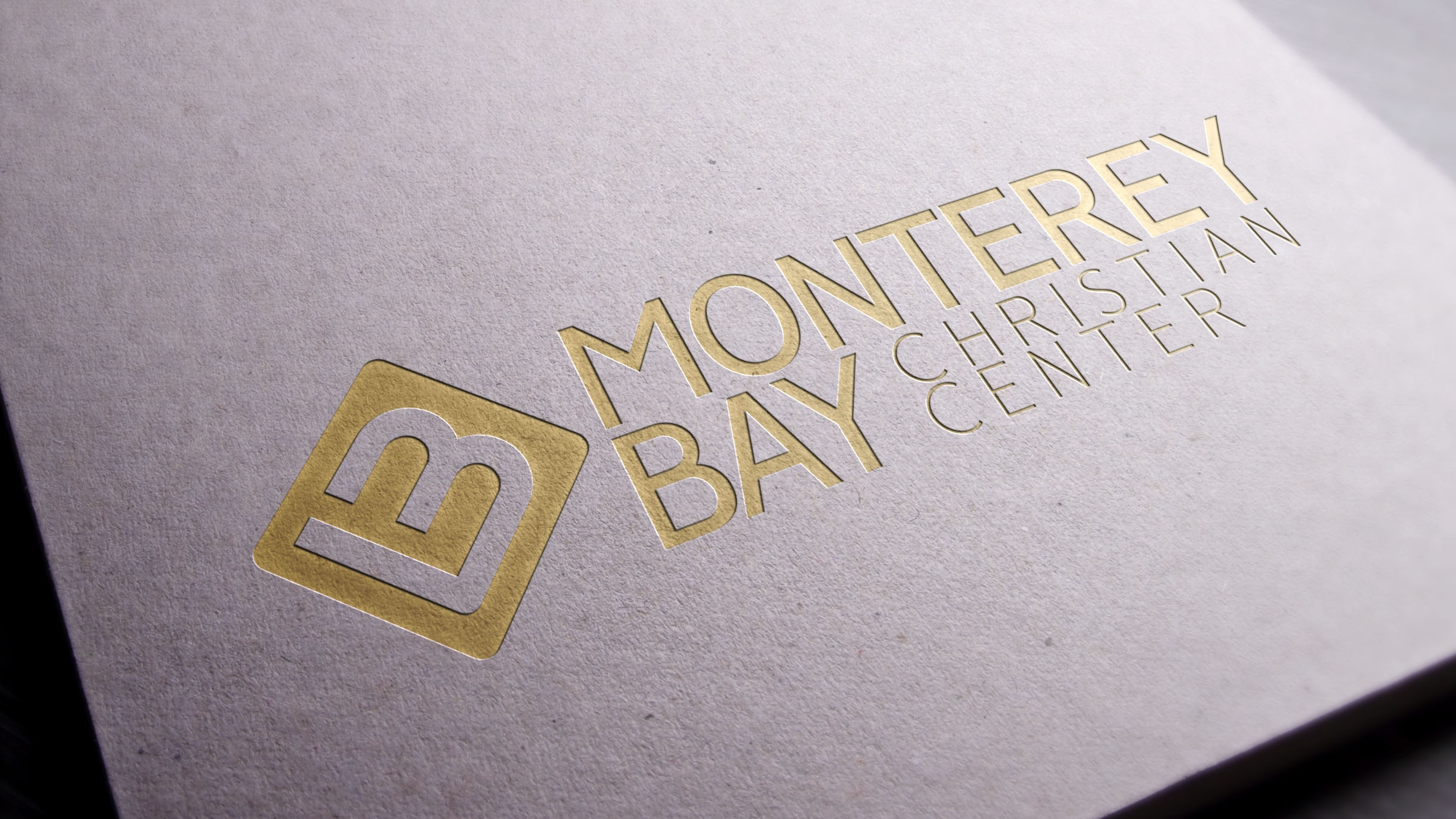 Branding for Monterey Bay Christian Center