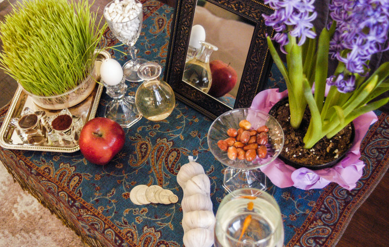 FOR AFGHAN IMMIGRANTS, NOWRUZ CELEBRATIONS OF SPRING ARE A TASTE OF HOME -