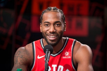 Kawhi, the Raptors latest Free Agency Acquisition