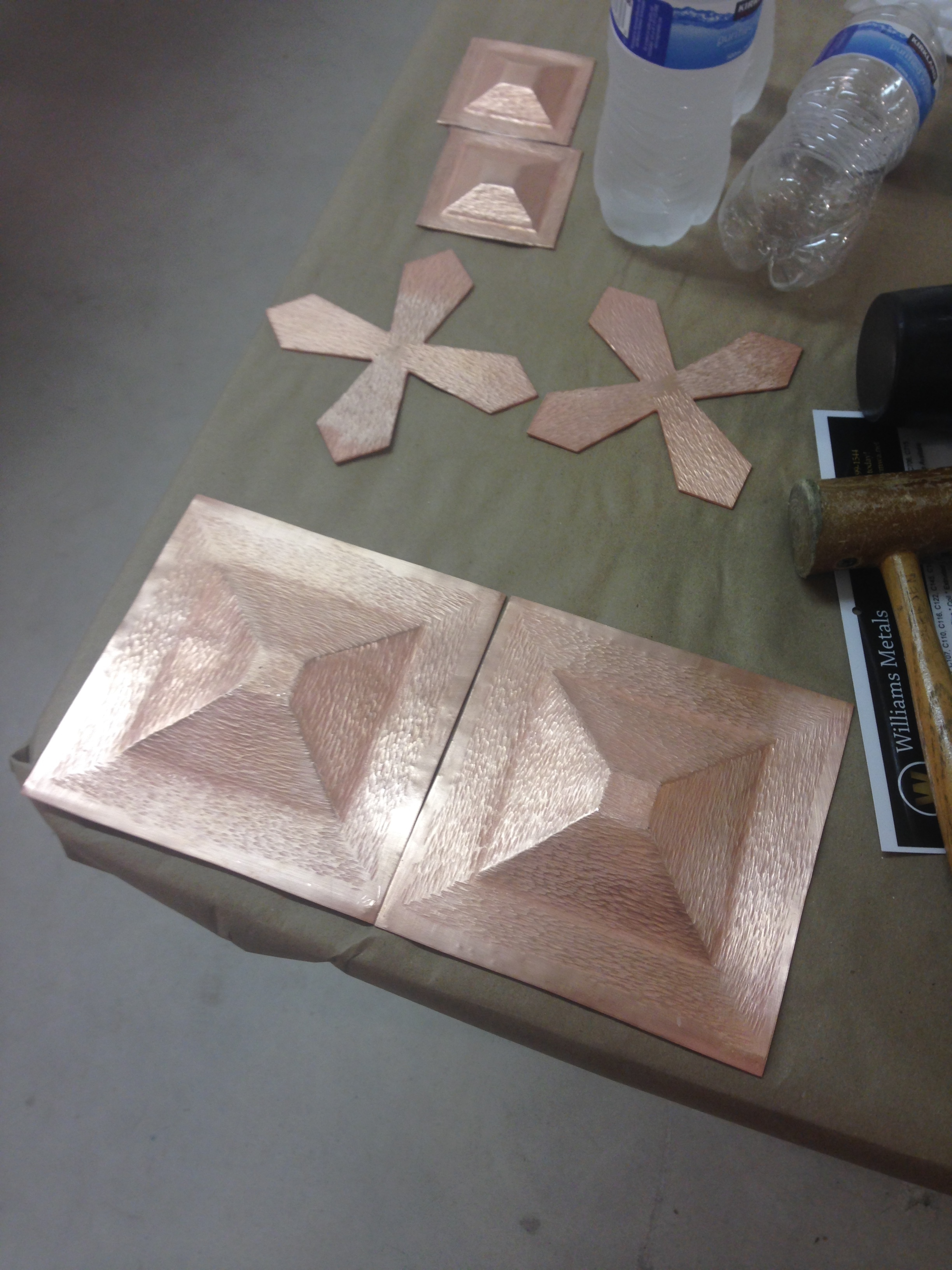 parts for Stickley Candlesticks
