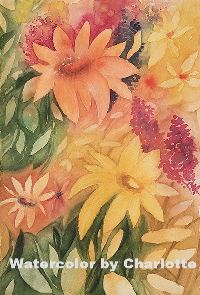 Floral Essence III