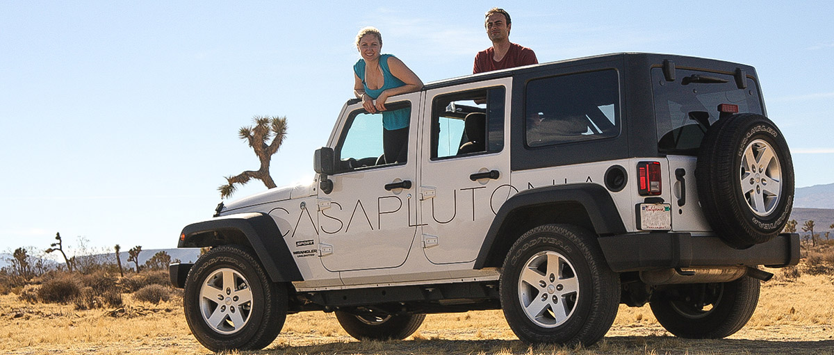 CasaPlutonia's 4x4 Adventure