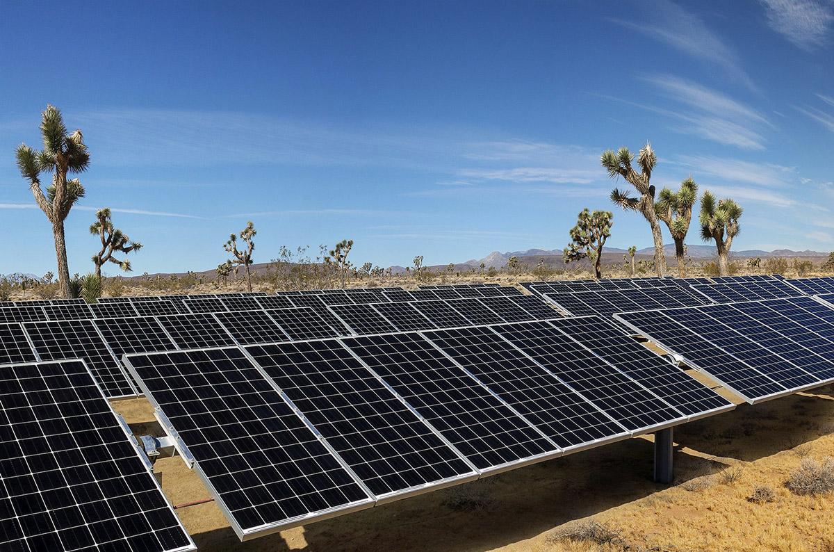 Solar Panel System at CasaPlutonia