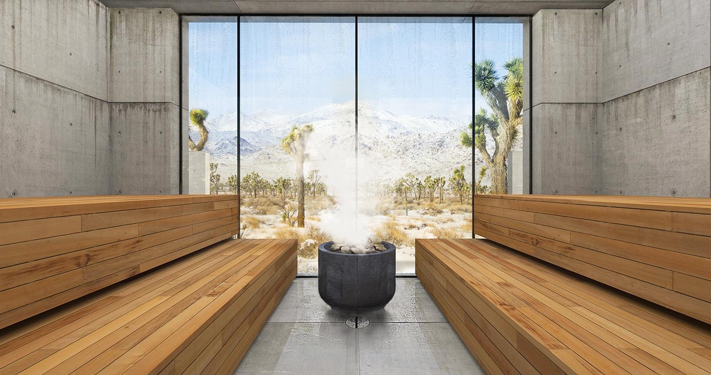 Sauna and Wellness Center