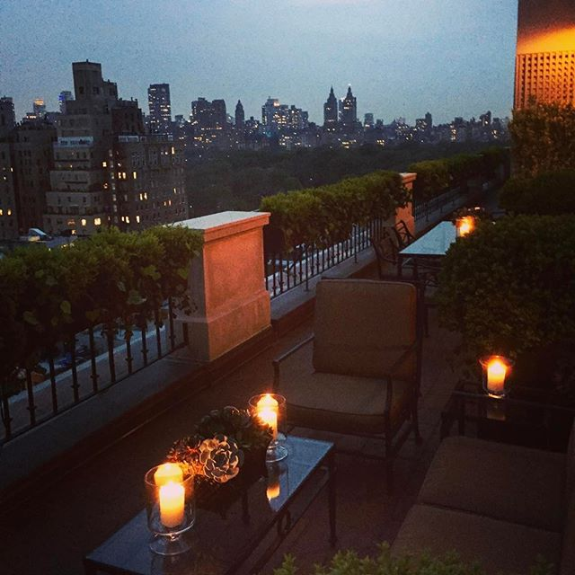 It was a beautiful night in Manhattan for outdoor entertaining. That's a wrap! Good night, New York! 📸: @justinrkush . . . . . #lizbickleystudios #events #eventplanning  #colors #love #sunset #newyork #inspiration #partyplanning #eventplanners #nycevents #spring  #cocktailparties #succulents #florals #nyc #ues