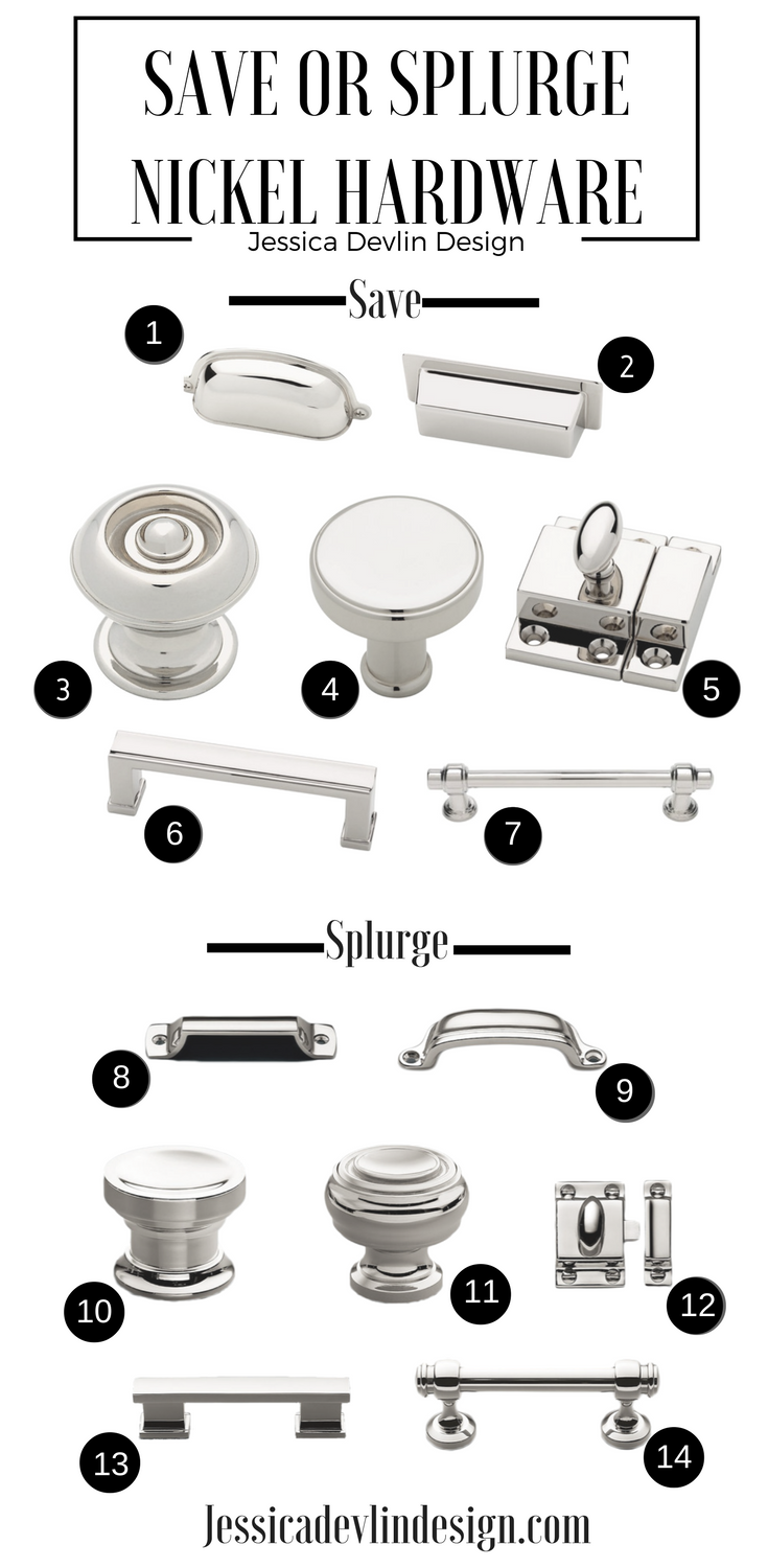 How to Save on kitchen Hardware — Jessica Devlin Design