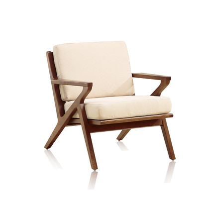 Danish Mid Century Modern Chair