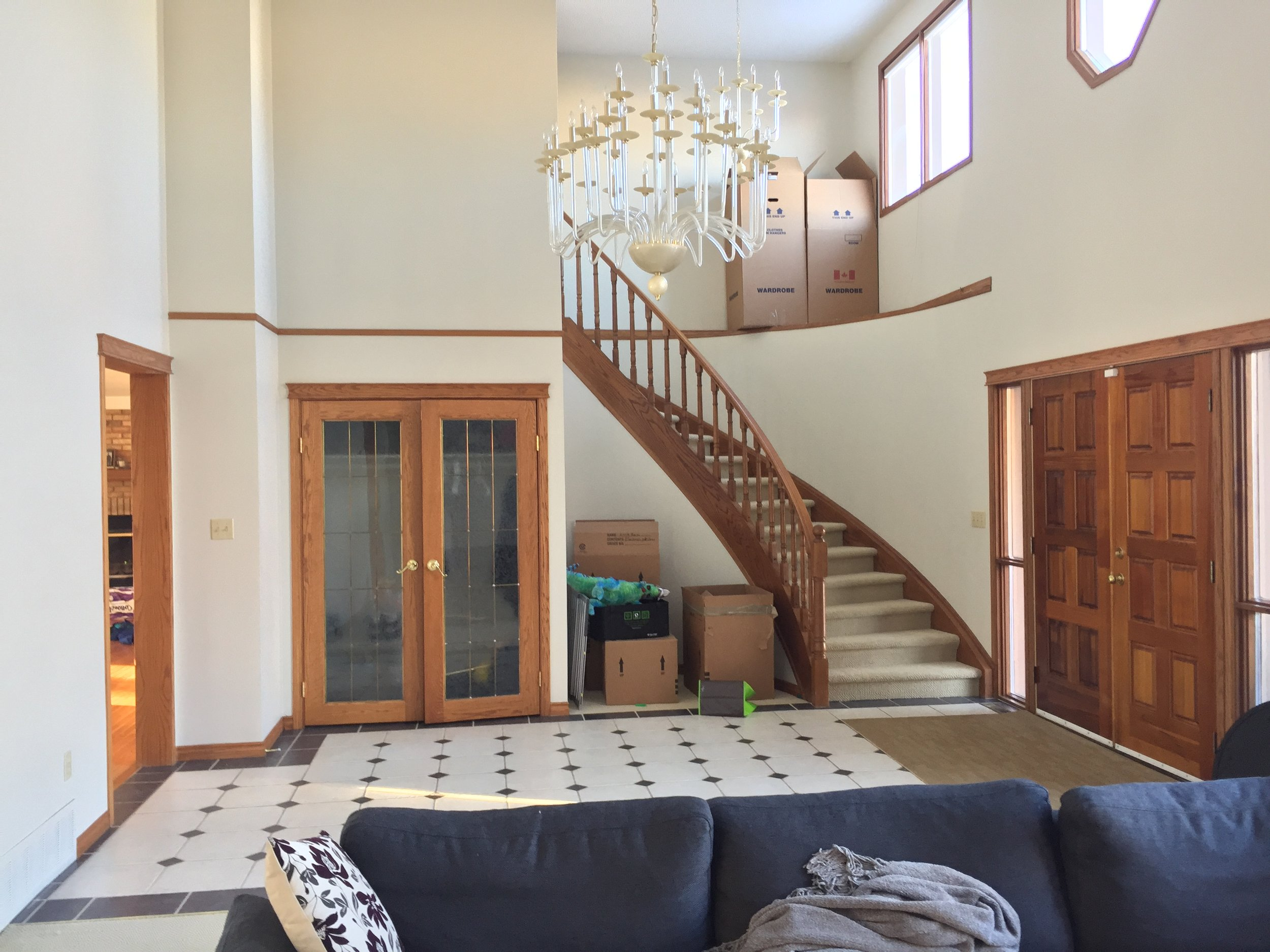 Entry way renovation ideas