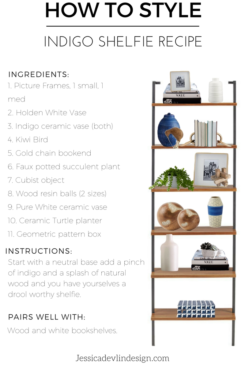 Styled Shelves for Your Perfect Shelfie