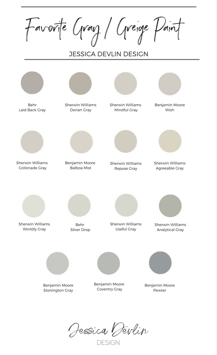 HOW TO CHOOSE INTERIOR PAINTING COLORS