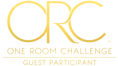 One Room Challenge Spring 2018
