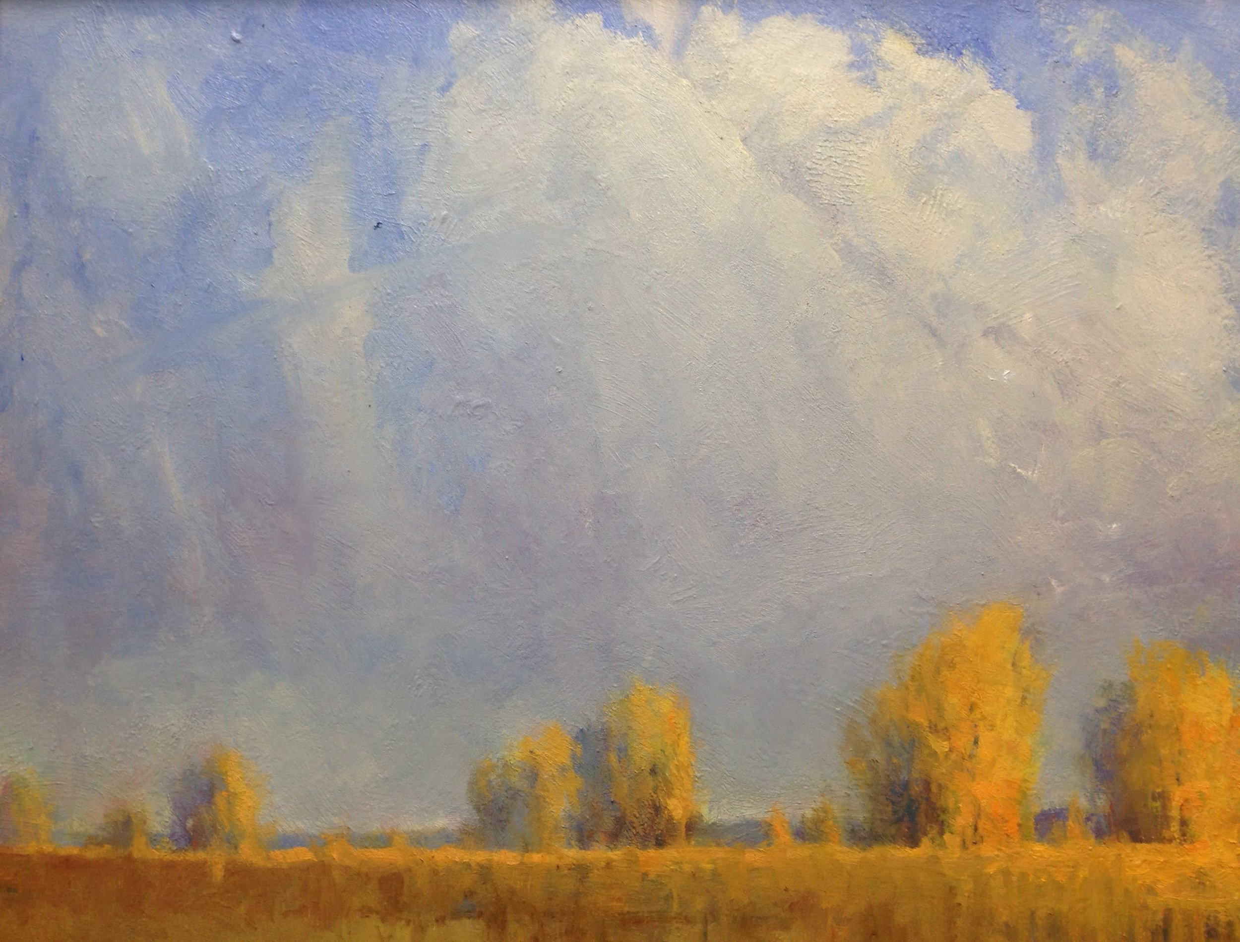 'October Gold' (Sold)