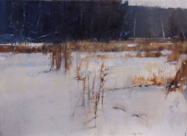 'Snowfields'(Sold)