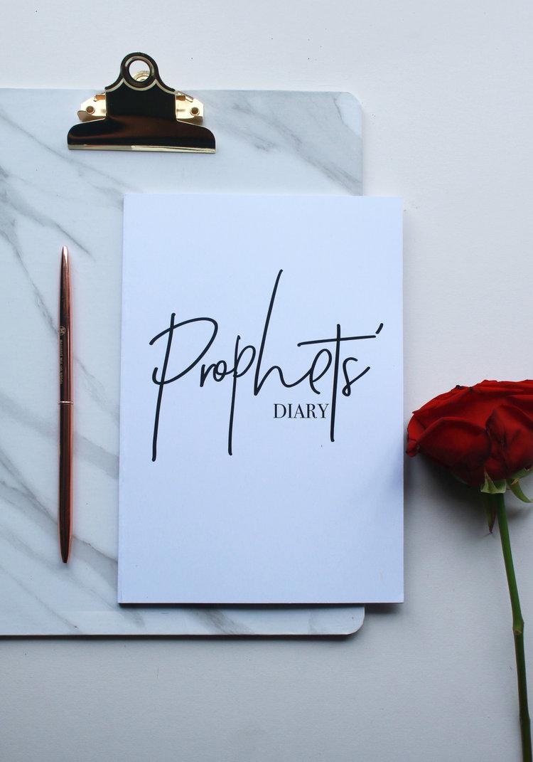 Prophets Diary
