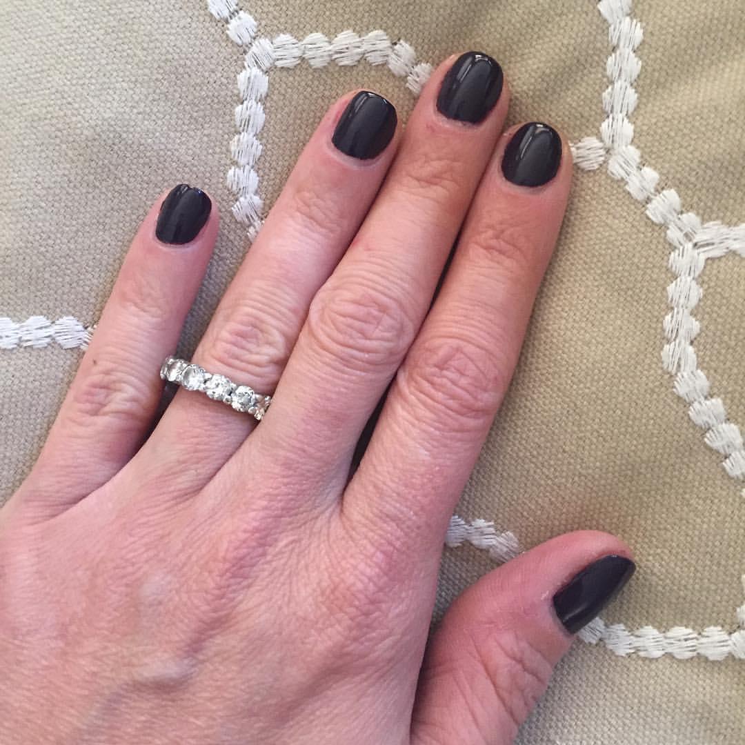 "@essiepolish ""Kimono-over"" #nails #mani #manicure #coloroftheweek #nailpolish #polish #beauty #blogger"