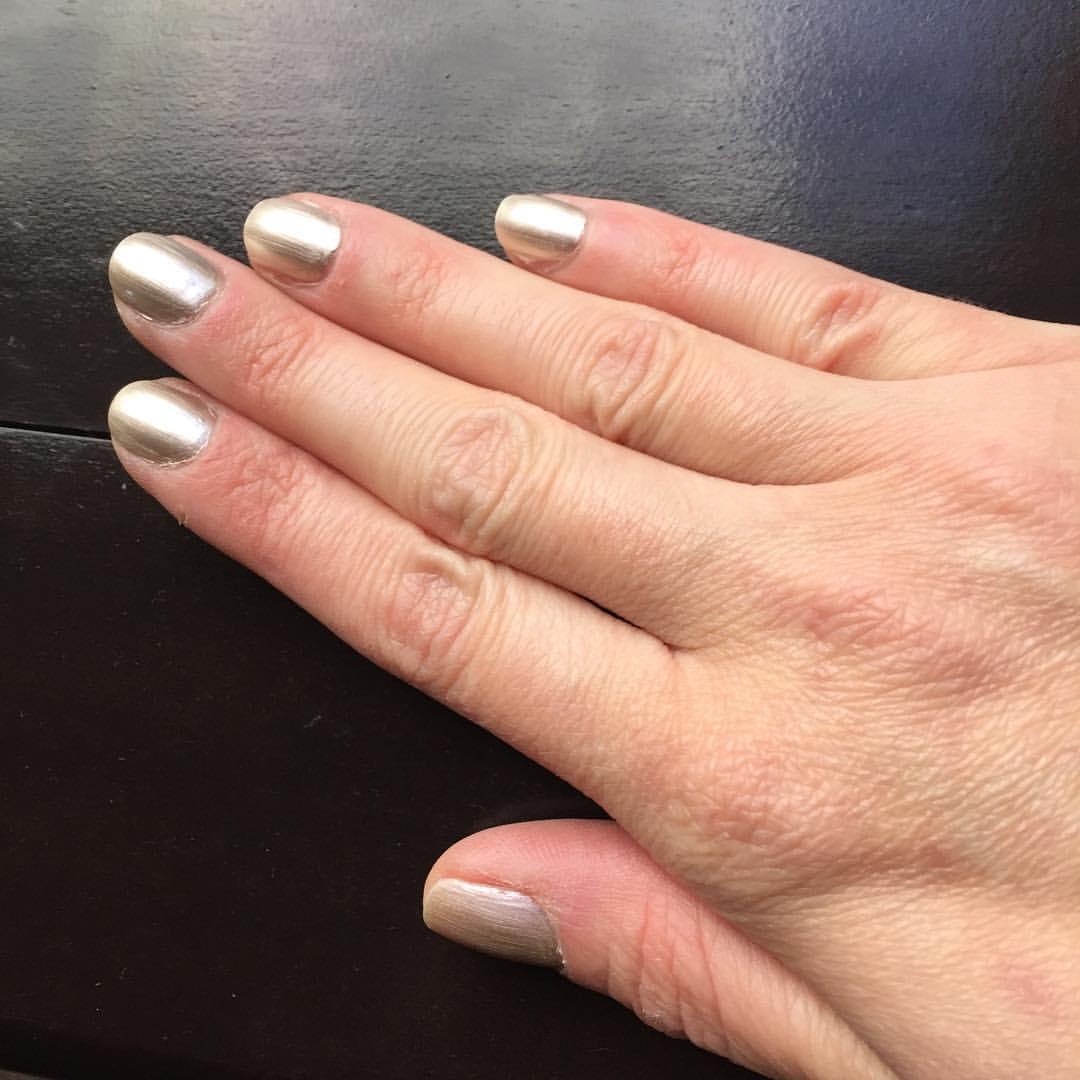 """@opi_products """"Take a Right on Bourbon"""" #nails #mani #manicure #coloroftheweek #polish #nailpolish #beauty #blogger"""