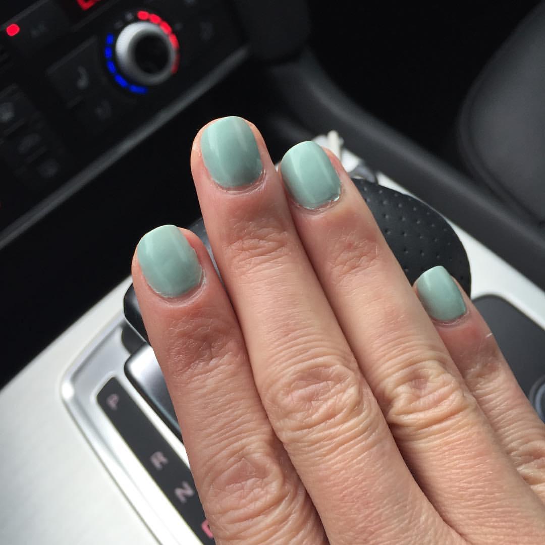 """@essiepolish """"Passport to Happiness"""" #nails #mani #manicure #coloroftheweek #polish #nailpolish #beauty #blogger"""