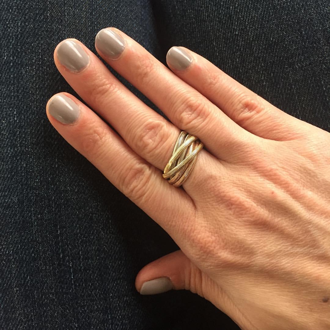 """@essiepolish """"Take it Outside"""" #nails #manicure #coloroftheweek #polish #nailpolish #beauty #matchingtheweather"""