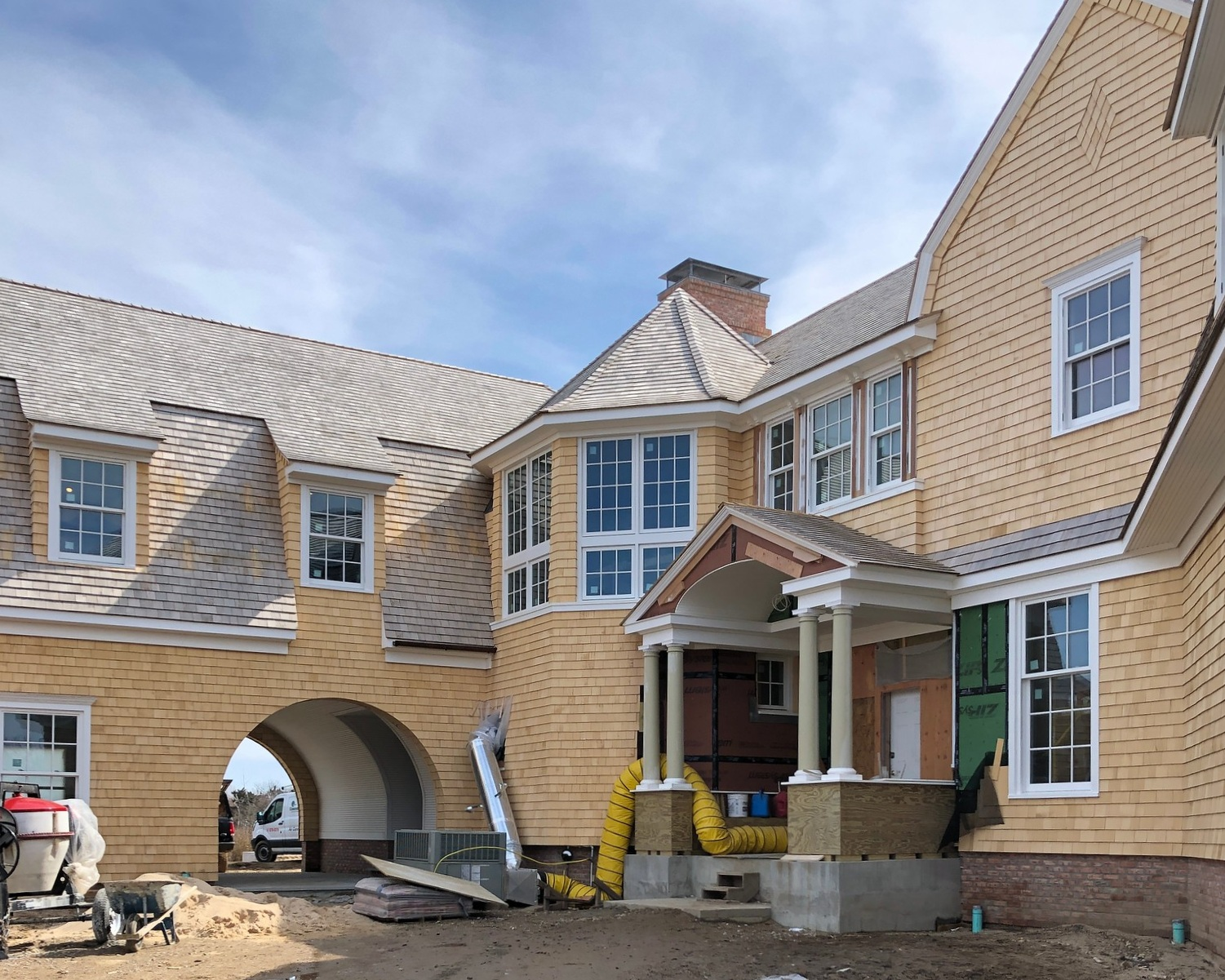1. Major progress is happening for Project Quogue. - See the Quogue Blogue