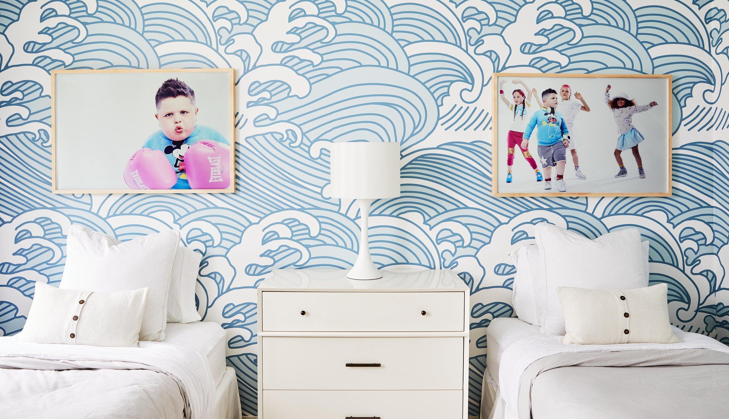 Hampton's Children's Room