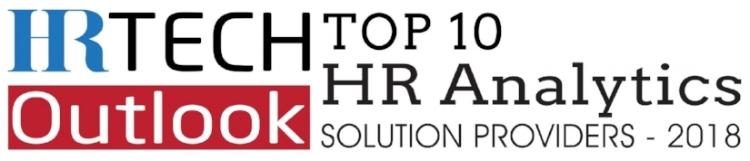 HR Tech Outlook  Names Predictive HR as Top 10 HR Analytics Solution Provider, November 2018