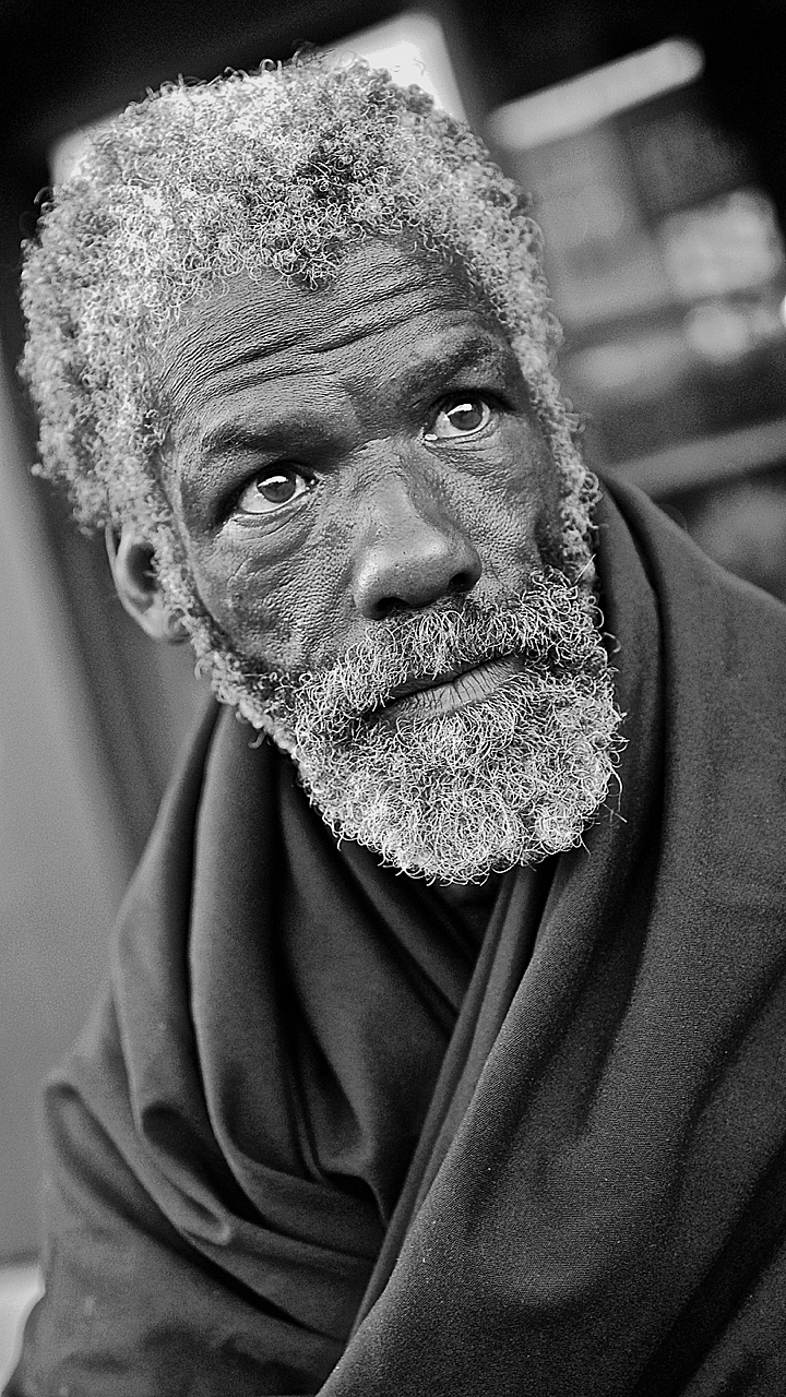 Sixth Street portrait: Grant