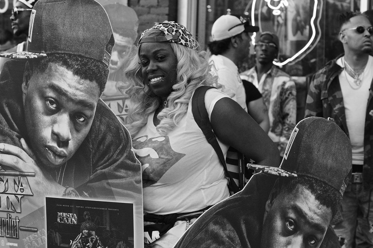 SXSW 2017: scenes and portraits